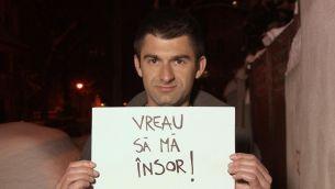 Mirii la nunta carora este invitata Romania intreaga! EL este Alex Puica, tanarul care a facut senzatie pe net cu o idee geniala