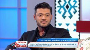 "Victor Slav, declaratii neasteptate ""La Maruta"": ""Bineinteles ca o mai iubesc pe Bianca"""