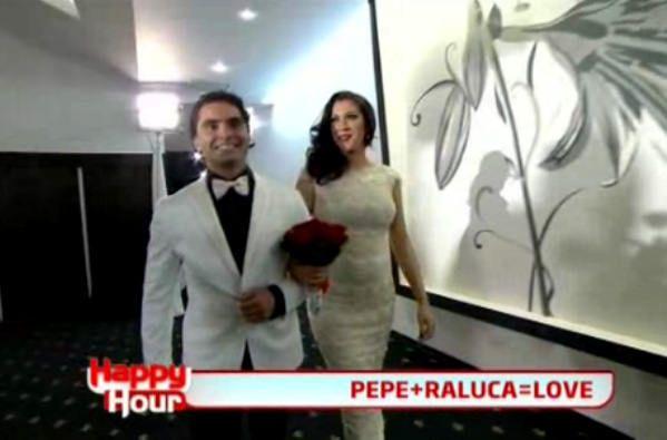 Pepe si Raluca, doi miri de vis. Ce tinute au ales pentru nunta