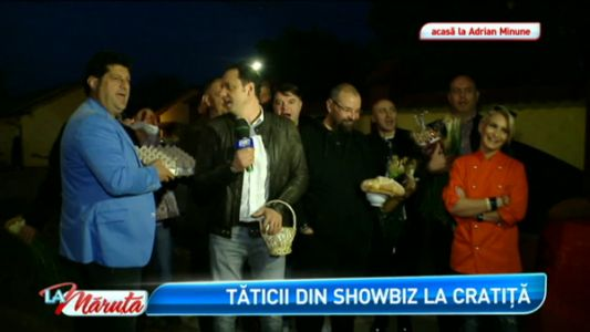 Taticii din showbiz: De la bal, direct in bucatarie