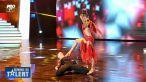 """Unul dintre momentele cele mai pasionale pe scena """"Romanii au talent"""". Dansul lor a convins juriul ca merita sa ajunga in finala"""