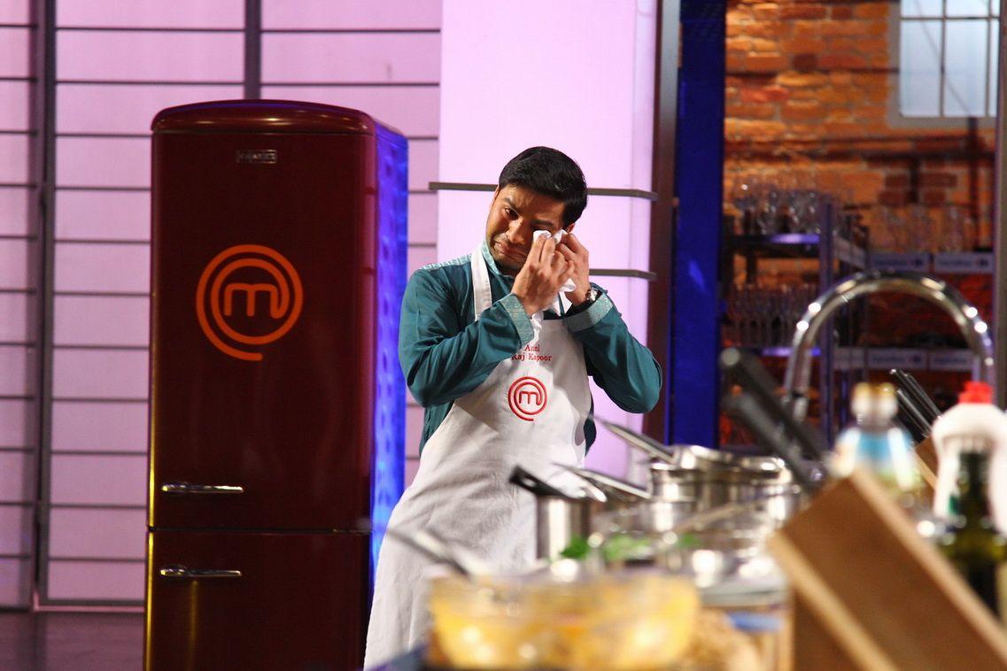 Cel mai emotionant moment de la  MasterChef . Concurentii au izbucnit in lacrimi cand au auzit aceste cuvinte