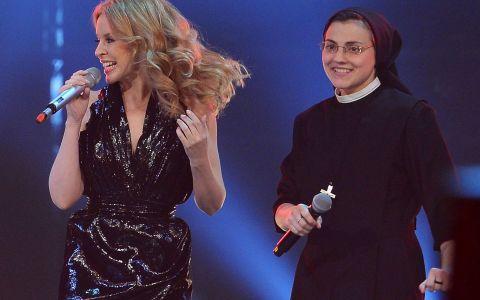 O calugarita este Vocea Italiei. Sora Cristina a reusit imposibilul: a luat marele premiu cu o melodie pe care nimeni nu o mai auzise vreodata - VIDEO