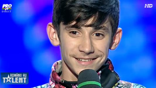 Sabin Cojocaru - finala