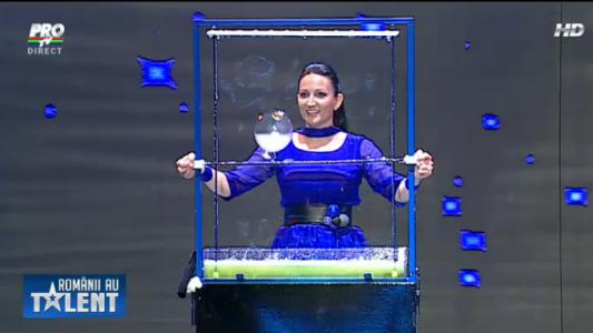 Claudia Stroe - finala