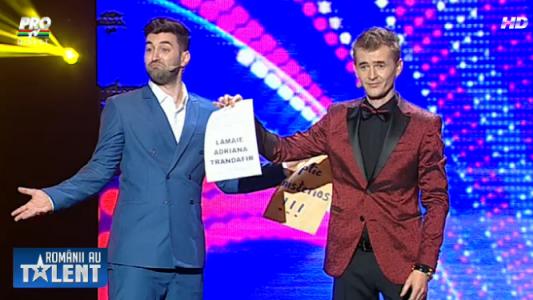 "Cristian Gog - finala ""Romanii au talent"", 2014"