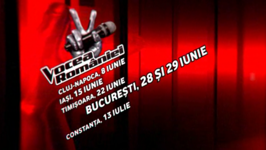 """Caravana """"Vocea Romaniei"""" a inceput preselectiile pentru un nou sezon al competitiei de la ProTV"""