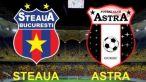 Lupta stransa dintre Steaua si Astra din finala Cupei Romaniei a a