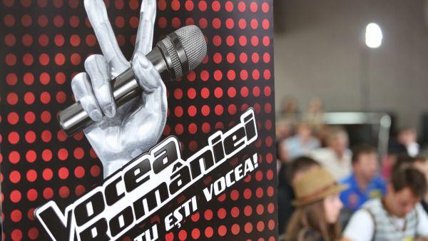 """Caravana """"Vocea Romaniei"""" cauta vocile uimitoare din Bucuresti, pe 28 si 29 iunie"""