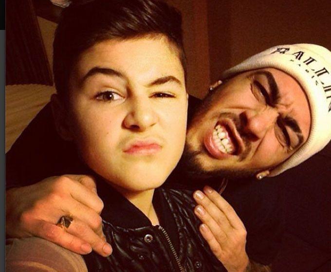 Este Justin Bieber de Romania. Cat s-a schimbat Mario Galatanu de la  Romanii au talent . Asculta piesa lui cu Alex Velea