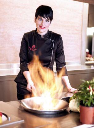 Chef Patrizia Paglieri