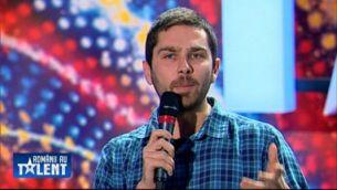 """E cea mai tare gluma despre """"Ice Bucket Challenge""""! Raul Gheba, finalistul de la """"Romanii au Talent"""", spune care e cea mai buna provocare pe care a vazut-o"""