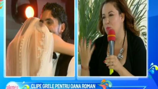 """Oana Roman: """"Am trei familii acum: a mea, a lui Marius si a lui Pepe"""""""
