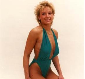 Ea e femeia pe care niciun barbat nu si-ar dori sa o supere.Irene Andersen, supranumita Femeia-Tanc sau Doamna-Dulap, vine in Romania