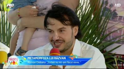 Metamorfoza lui Razvan