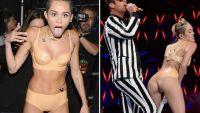 Credeai ca nu mai poate soca prin nimic? Miley Cyrus s-a dezbracat de toate secretele si a pozat nud la numai 21 de ani