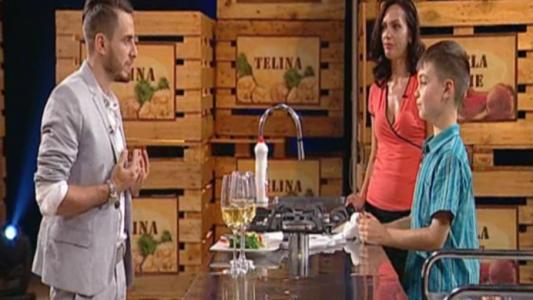 """Singura concurenta care a obtinut un """"green card"""". Cum l-a impresionat Mihaela pe Chef Adrian Hadean"""