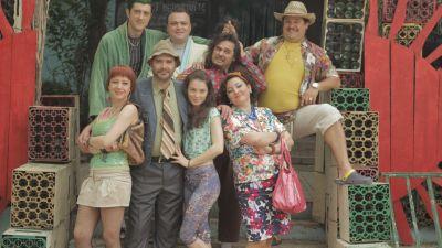 """""""Las Fierbinti"""" - sezonul 6"""