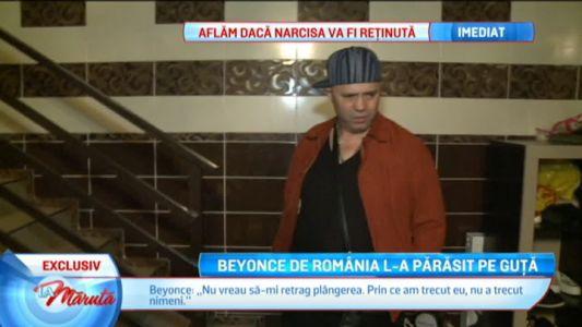 Beyonce de Romania l-a parasit pe Guta