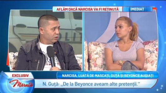"Nicolae Guta:""De la Beyonce aveam pretentii"""