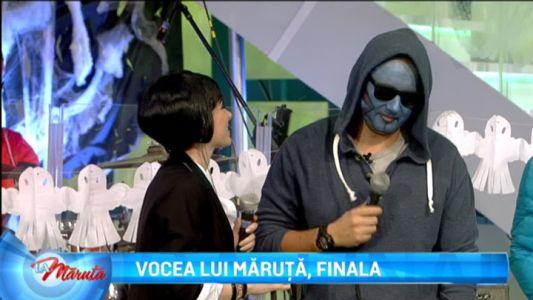 Vocea lui Maruta, finala