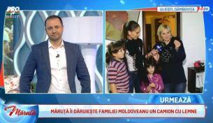 Maria Moldoveanu are parte de o surpriza! Ce i-a pregatit Catalin Maruta