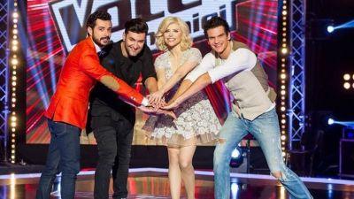 ASTAZI, de la 20:30, la ProTV vezi prima editie LIVE  Vocea Romaniei
