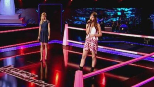 Ana Maria Andrei vs. Iulia Ferchiu - Blue Jeans