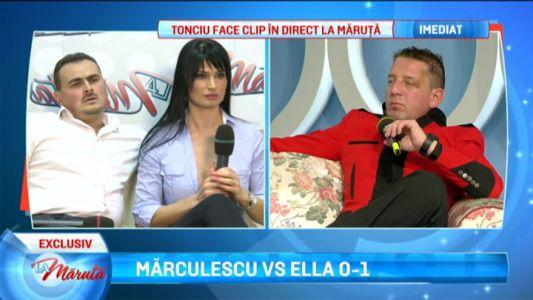 Marculescu vs. Ella 0-1