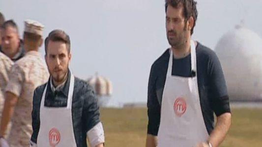 Confruntare directa intre Chef FOA si Chef Adrian Hadean!   Momentul de care concurentii s-au temut cel mai tare