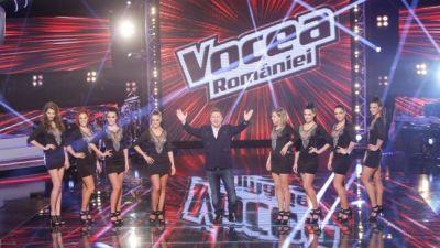"""""""Vocea Romaniei"""" 2014 : Editia 13"""
