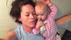 Ce se intampla cand mamica adoarme inaintea bebelusului? Un filmulet pe care l-au urmarit peste 16.000.000 de curiosi
