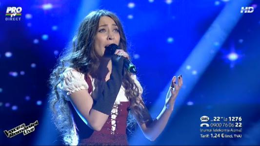 Ligia Hojda - I dreamed a dream
