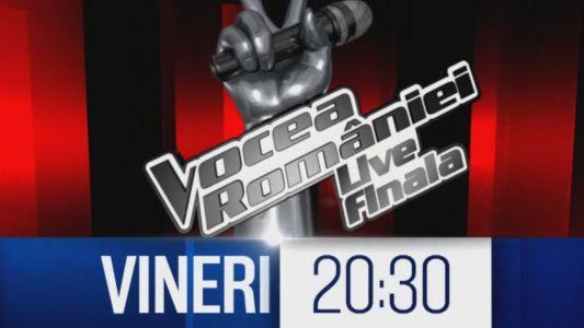 TU alegi Vocea Romaniei in Marea Finala, vineri, 20:30, NUMAI la ProTV!
