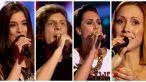 Cate scaune au intors cei patru finalisti Vocea Romaniei la auditiile pe nevazute. Revezi momentele de la inceputul competitiei - VIDEO