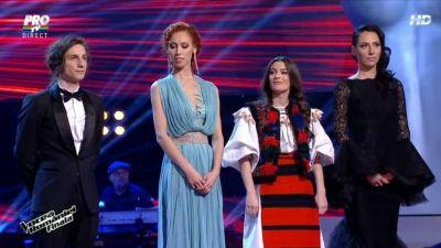 Finala Vocea Romaniei. Tiberiu Albu este VOCEA ROMANIEI 2014