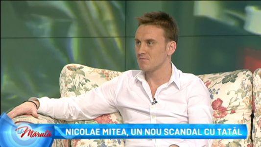 Nicolae Mitea, un nou scandal cu tatal