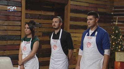 """MasterChef"" sezonul 4: Editia 25 - Finala"