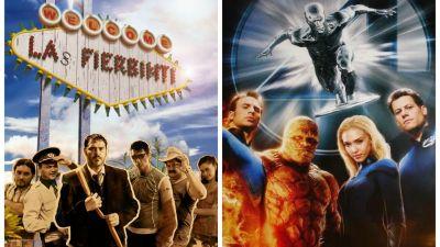 Weekend-ul aduce cele mai bune filme. Sambata-Las Fierbinti si Duminica-Cei 4 fantastici: Ascensiunea lui Silver Surfer