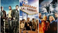Weekend-ul aduce cele mai bune filme. Vineri - Echipa de soc, Sambata - Las Fierbinti si Duminica - Cei 4 fantastici: Ascensiunea lui Silver Surfer, de la 20:30, numai la PROTV