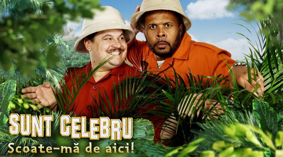 "Sa inceapa jungla! Incepand cu 16 februarie, 12 vedete vor spune:""Sunt celebru, scoate-ma de aici!"""