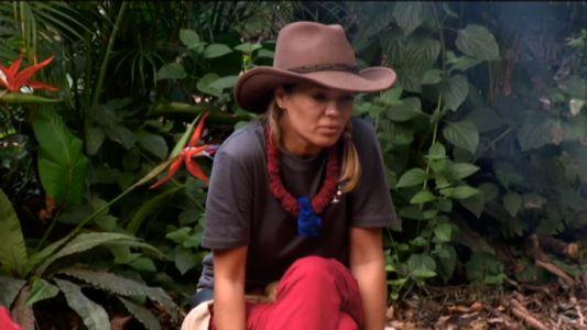 Andreea Moldovan si Gina Pistol, cearta in jungla