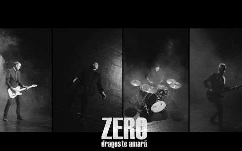 Trupa Zero lanseaza un nou single. Cum suna piesa  Dragoste amara  - VIDEO