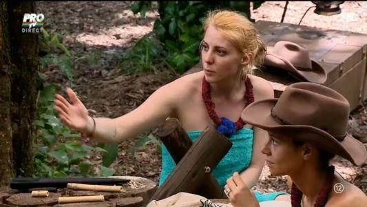 Concurentii au purtat discutii fara perdea in jungla