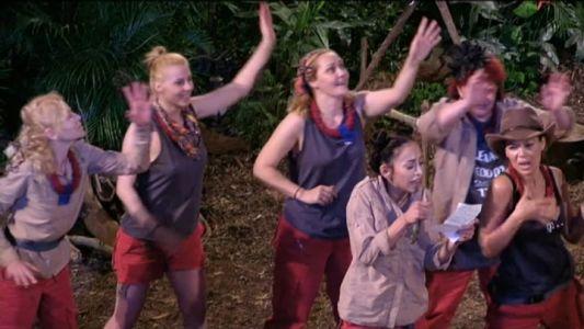 Momente artistice in jungla! Ruby si Gina, in plina actiune