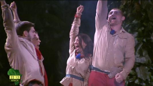 """Gina Pistol a parasit show-ul """"Sunt celebru, scoate-ma de aici!"""". Cine sunt cei trei finalisti"""