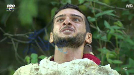 """Dorian Popa, la proba """"Lacrimi si dinti"""", in MAREA FINALA """"Sunt celebru, scoate-ma de aici!"""""""
