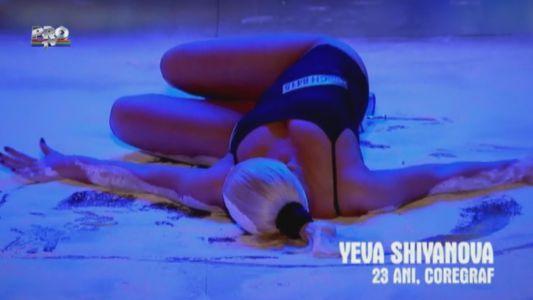 Romanii au talent 2015: Yeva Shiyanova - Dans in faina