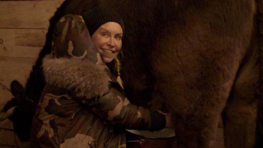 Vica Blochina a fost ranita in timp ce mulgea vaca