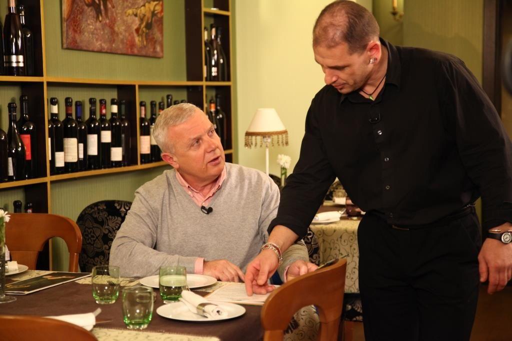 Un nou restaurant a beneficiat de experienta si de sfaturile practice ale Chef-ului Victor Melian!